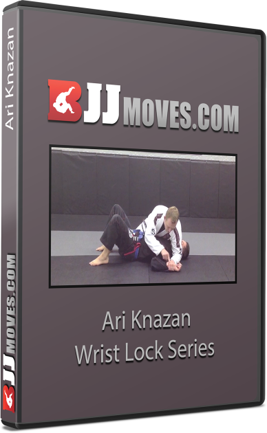 Ari-Knazan-Wrist-Lock-Series-DVD-Cover